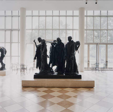 Candida Höfer · Metropolitan Museum of Art, New York II, 2000