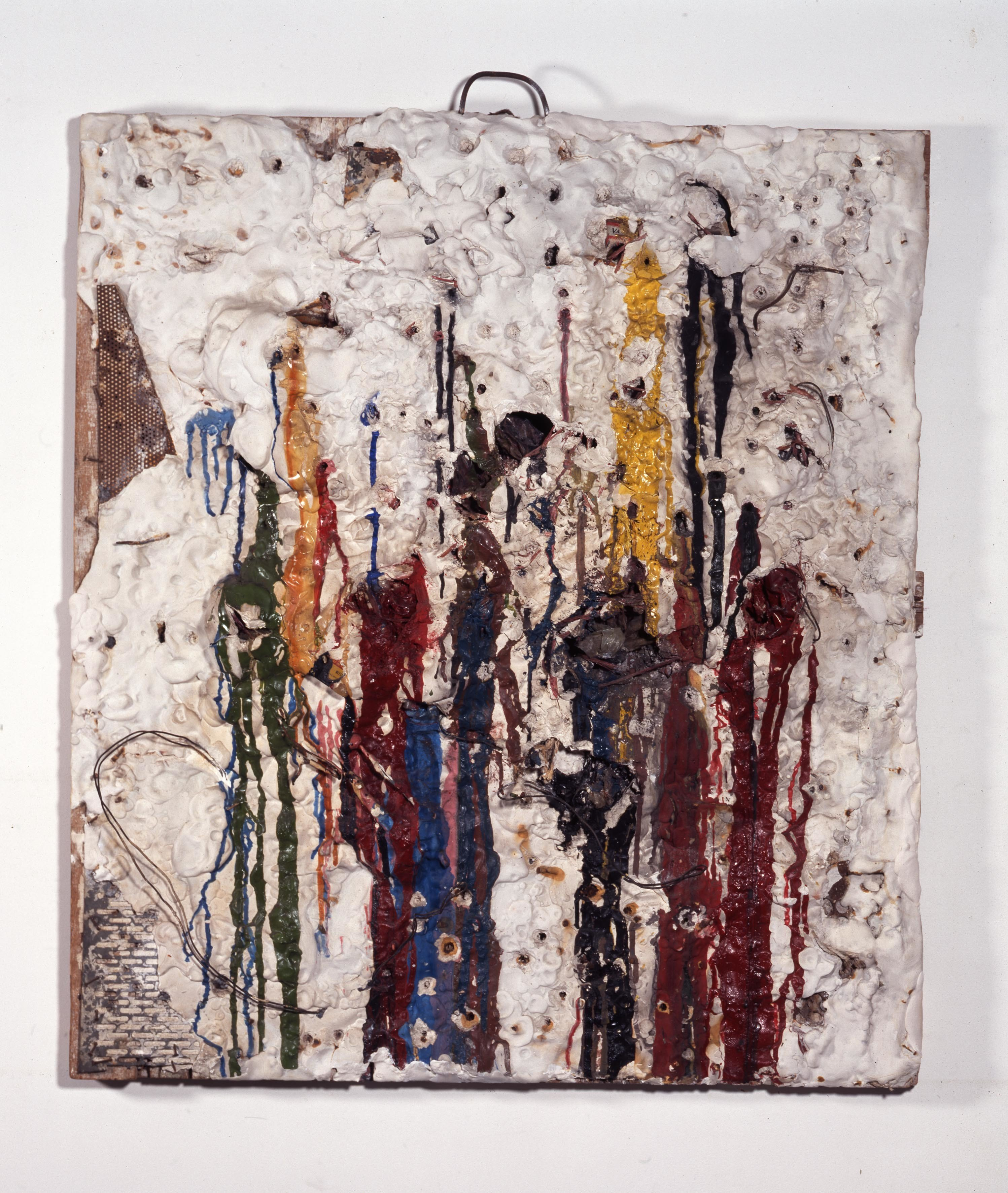 Niki de Saint Phalle · Tir – séance Galerie J