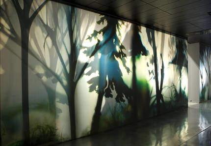 andscaping, 2002, Installation; Leihgabe des Förderkreises für die Kunsthalle Mannheim e.V. seit 2004; © VG Bild-Kunst, Bonn 2013