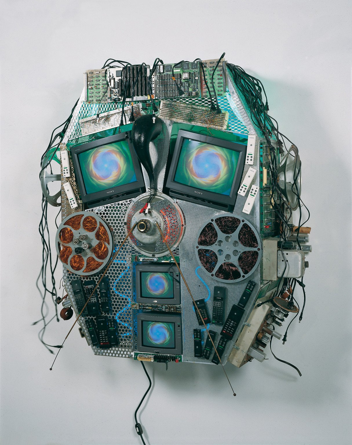 Nam June Paik · Australopithecus Man · © Nam June Paik Estate