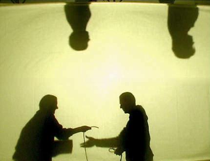 Broadway 2 (Videoinstallation), 2005, DVD; Leihgabe des Förderkreises für die Kunsthalle Mannheim e.V. seit 2005; © Thomas Lüer, Kunsthalle Mannheim